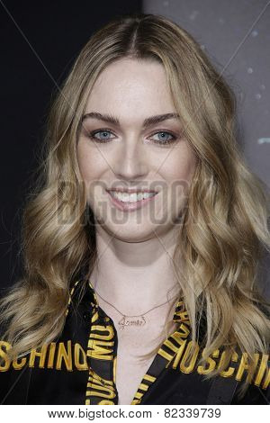 LOS ANGELES - FEB 2: Jamie Clayton at the 'Jupiter Ascending' Los Angeles Premiere at TCL Chinese Theater on February 2, 2015 in Hollywood, Los Angeles, California