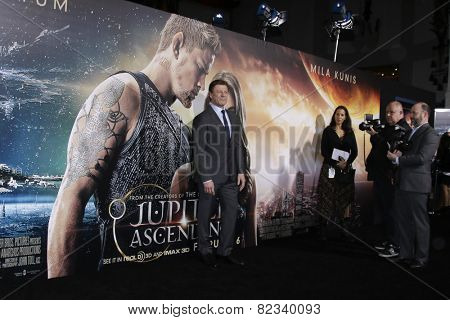 LOS ANGELES - FEB 2: Sean Bean at the 'Jupiter Ascending' Los Angeles Premiere at TCL Chinese Theater on February 2, 2015 in Hollywood, Los Angeles, California