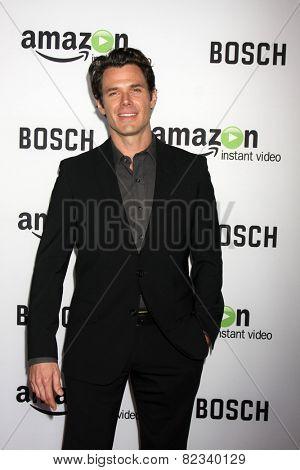 LOS ANGELES - FEB 3:  Josh Casaubon at the