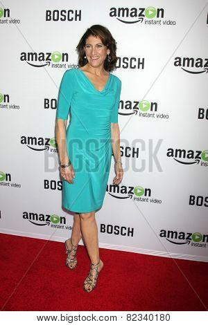 LOS ANGELES - FEB 3:  Amy Aquino at the