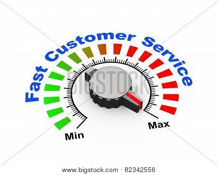 3D Knob - Fast Customer Suppor