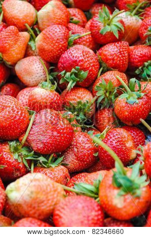 Fresh Strawberry For Health.
