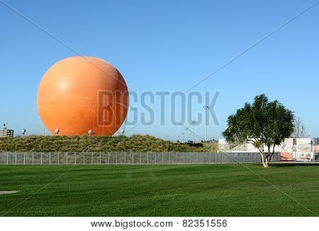Great Park Balloon And Lawn