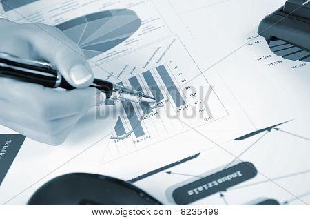 Workplace Businessman