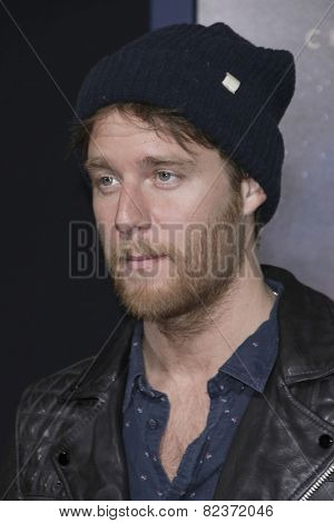 LOS ANGELES - FEB 2:  Jake McDorman at the