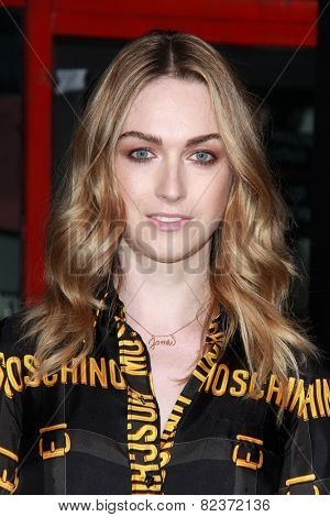 LOS ANGELES - FEB 2:  Jamie Clayton at the