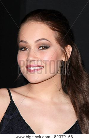 LOS ANGELES - FEB 2:  Kelli Berglund at the