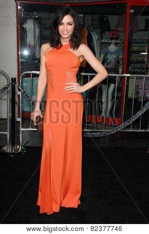 LOS ANGELES - FEB 2:  Jenna Dewan-Tatum at the