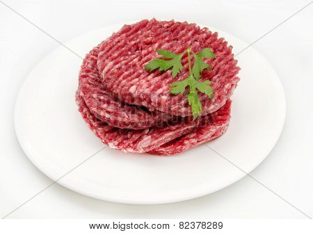 Meat For Hamburgers