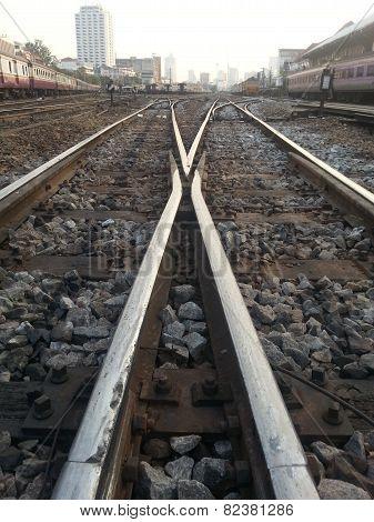 Cross Railway