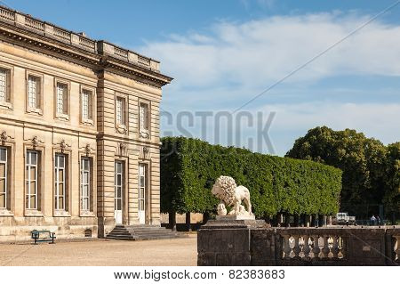 Castle Of Compiegne
