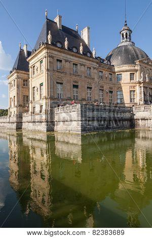 Chateau De Vaux Le Vicomte, France