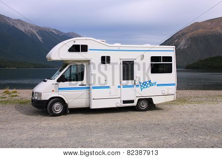 Motorhome In New Zealand
