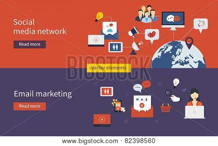 Concepts of media marketing