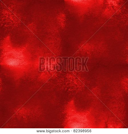 seamless background watercolor  texture red abstract paper color