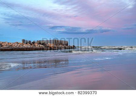 the sea jetty