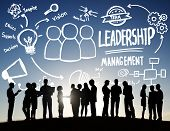 picture of idealistic  - Diversity Business People Leadership Management Discussion Team Concept - JPG