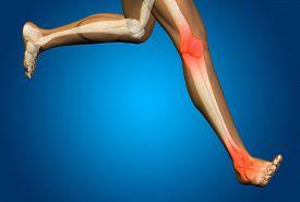 image of hurt  - Conceptual 3D human man anatomy or health design - JPG
