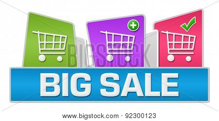 Big Sale Colorful Rounded Squares