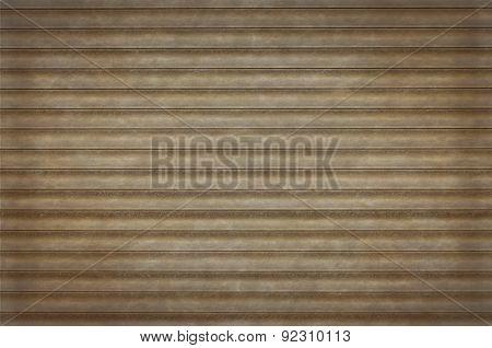 Sheet metal texture.