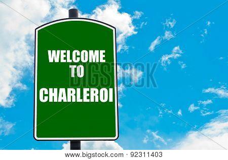 Welcome To Charleroi