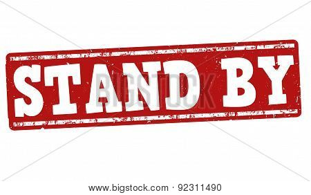 Stand By Stamp