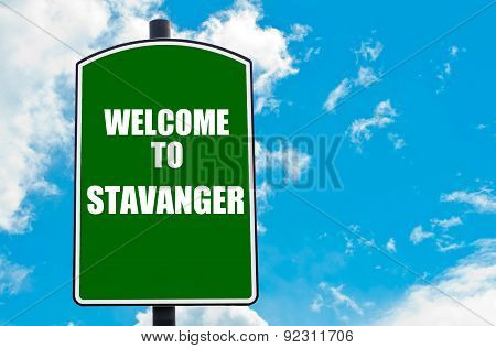 Welcome To Stavanger