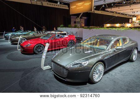 Aston Martin Row