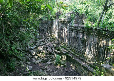Ruin Angkor Wat Cambodia