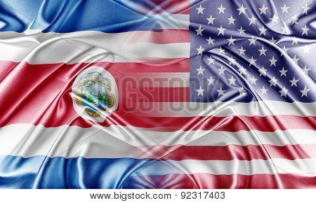 USA and Costa Rica.