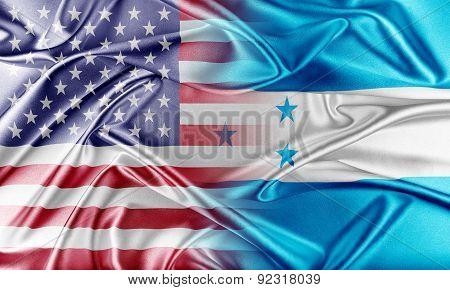 USA and Honduras.