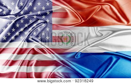 USA and Paraguay.