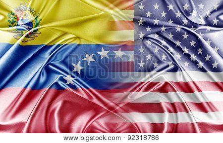 USA and Venezuela.