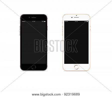 Vector mobile phones