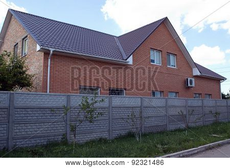 Red Brick House
