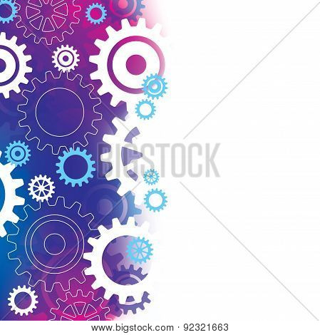 Abstract Background With Cogs