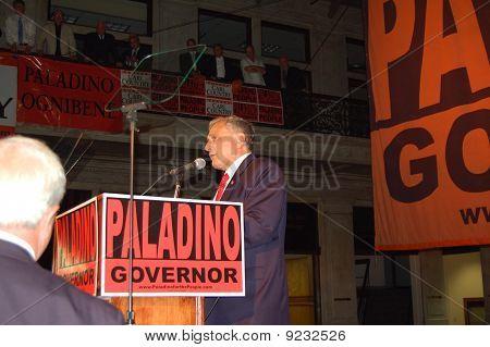 Carl Paladino NY GOP Gubernatorial Candidate