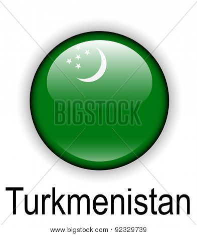 turkmenistan official state flag