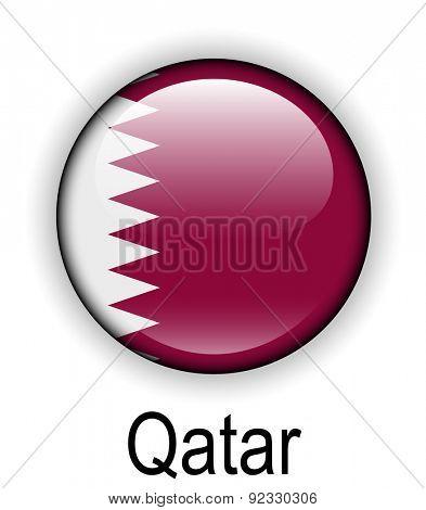 quatar  official state flag