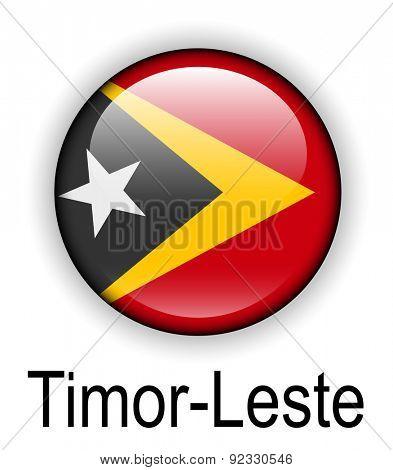 timor leste official state flag