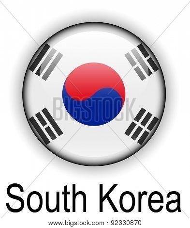 south korea official state flag