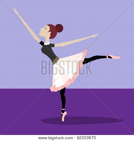 Ballerina performance