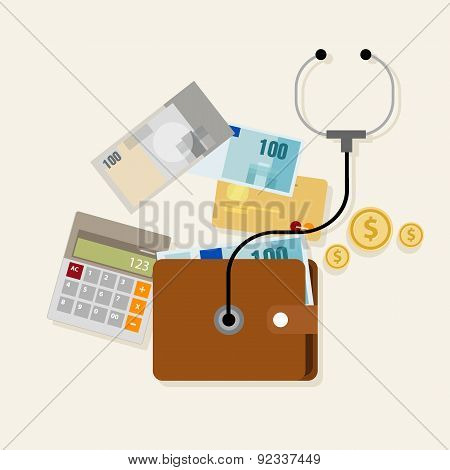 financial money management checkup planning