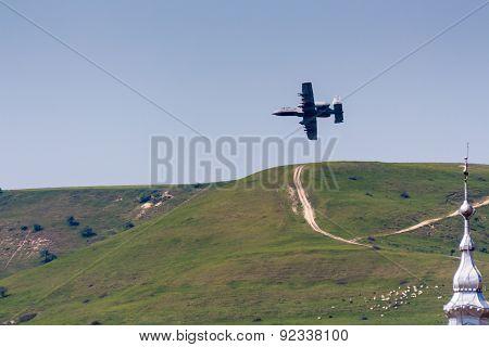 Thunderbolt 2 Warthog a-10