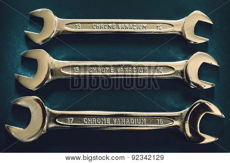 Three Wrenches