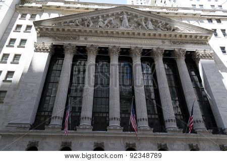Nyc Stock Exchange Building
