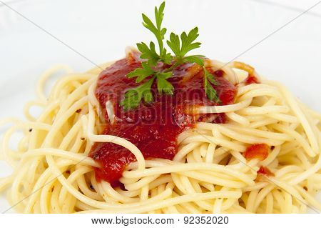 Pasta Background