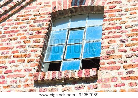 Old Stahleisen Window