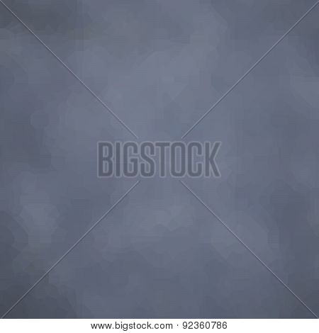 Abstract Cloudy Steel Blue Pattern Background