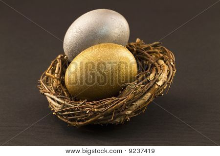 Diversified Nest Eggs